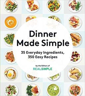 books dinner made simple
