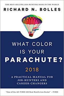 books what color is your parachute