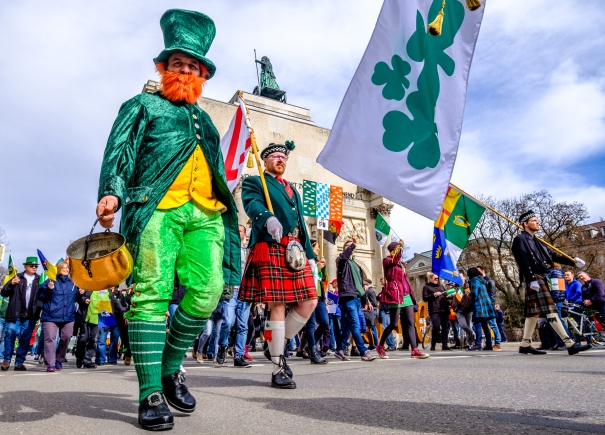 St. Patricks day - Munich